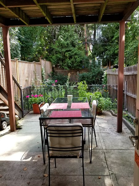 Private Garden Apt Park Slope Brooklyn Nyc Outdoor Space