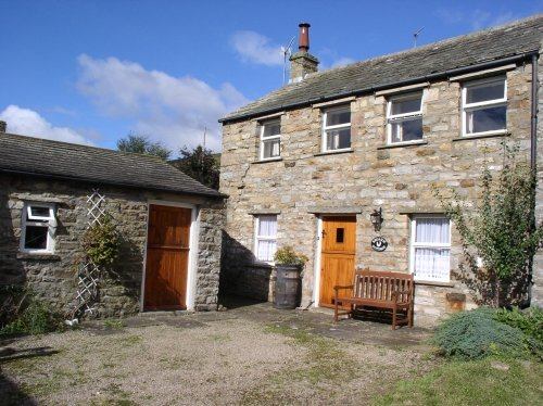 Charming cottage, Bruaich, in Gunnerside, Yorkshire Dales, with wifi and parking, holiday rental in Arkengarthdale