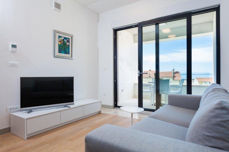 Villa Unique 9 - Suite 22 Sky, holiday rental in Podstrana