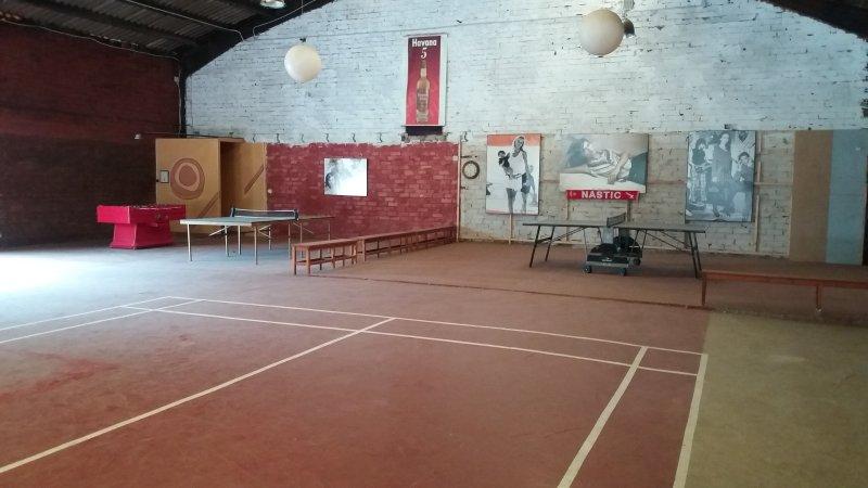 lo sport del ping-pong