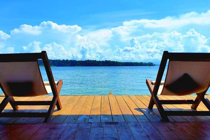 Sea Monkey Overwater Bungalow 1, Ferienwohnung in Isla Bastimentos