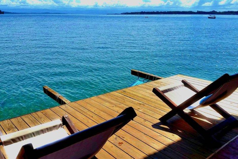 Sea Monkey Overwater Bungalow 2 – semesterbostad i Isla Bastimentos