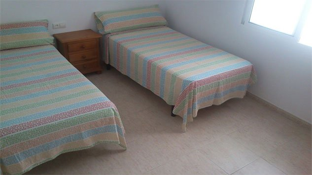 Bed & Breakfast Alcazaba, alquiler de vacaciones en Carboneras