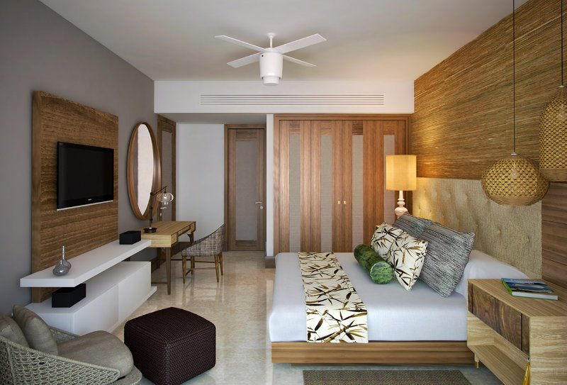WONDERFUL LIVING at GRAND LUXXE DELUXE SUITE 1 BR Riviera Maya Cancun Margan, vacation rental in Cancun