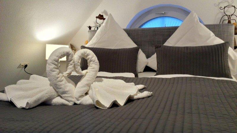 Apartments mit Flair - App. WOLKE – semesterbostad i Puttgarden