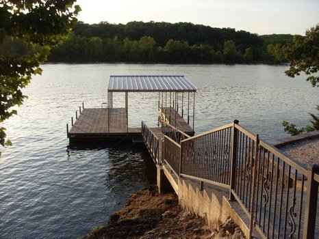 Your Very Own Private Dock!