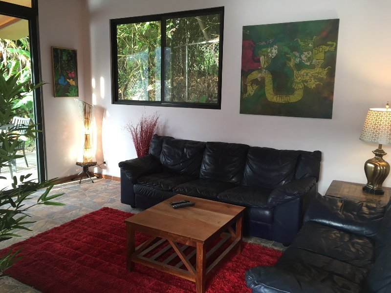 Casa Cielo One Bedroom in Bajo Boquete, vacation rental in Chiriqui Province