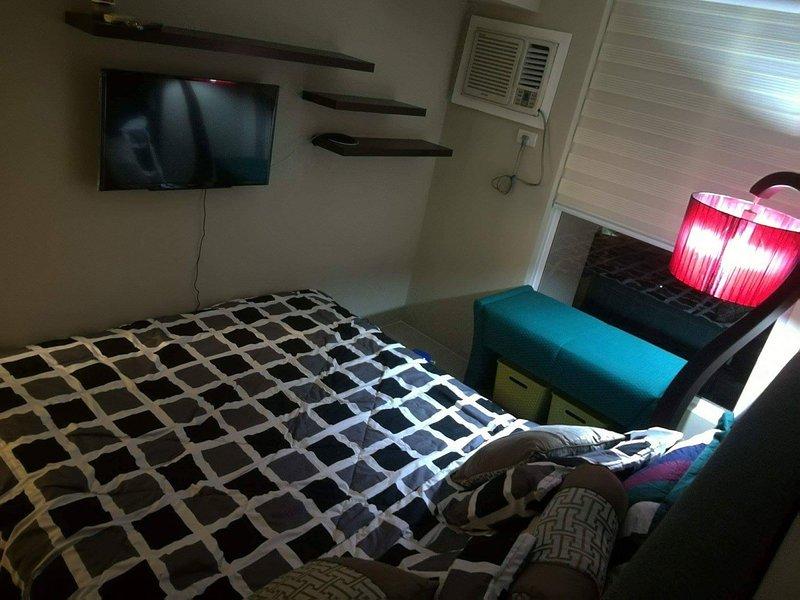 Yvonnes condominium, location de vacances à Las Pinas