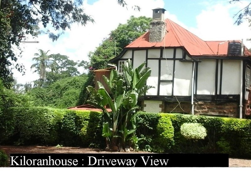 Kiloranhouse Driveway View