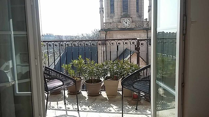 Room with stunning view in the heart of Vieux Lyon