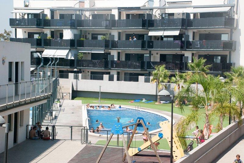 Almenara Playa. Ideal con niños, aluguéis de temporada em Almenara