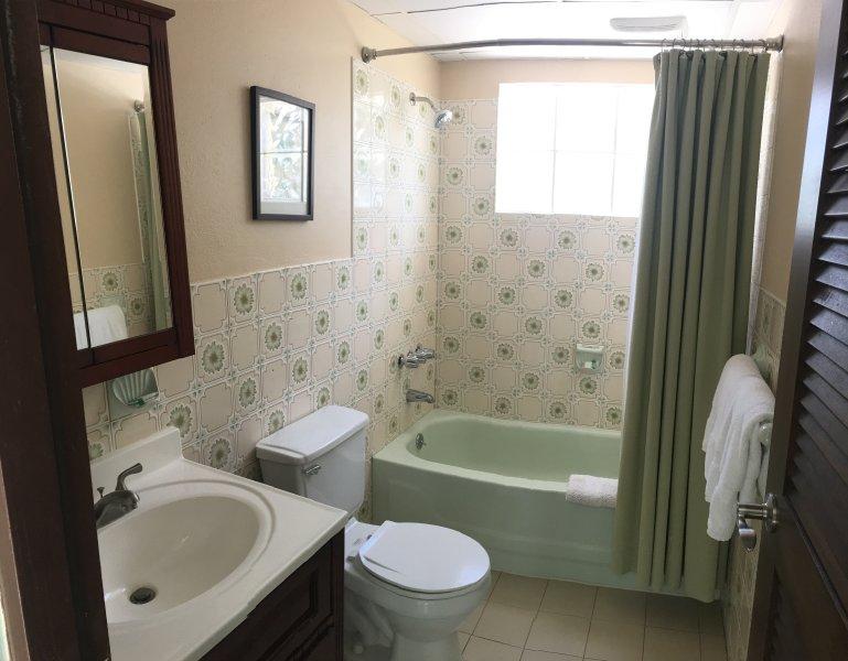 Segundo baño completo con bañera