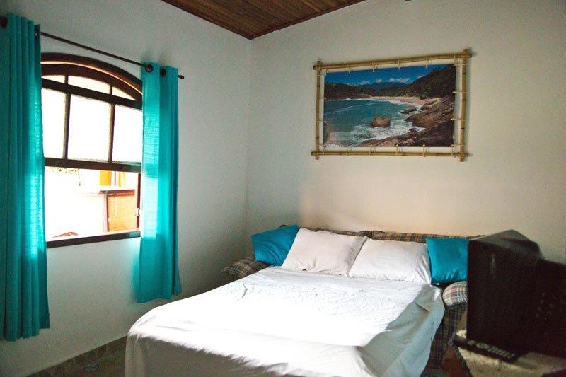 « Cottage avec un canapé-lit et salle de bain privée