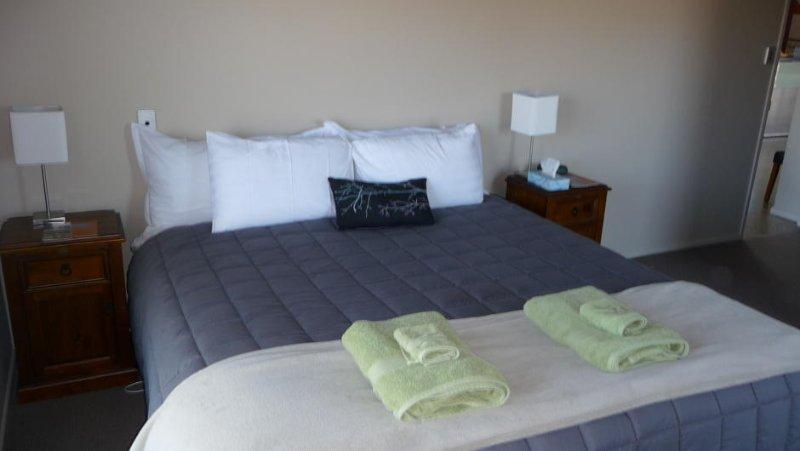 Tussock Lodge - Super King Room 3, Ferienwohnung in Ranfurly
