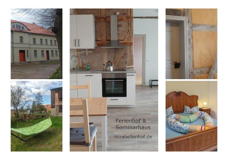Mirabellenhof - große Ferienwohnung mit Terrasse, holiday rental in Zepernick