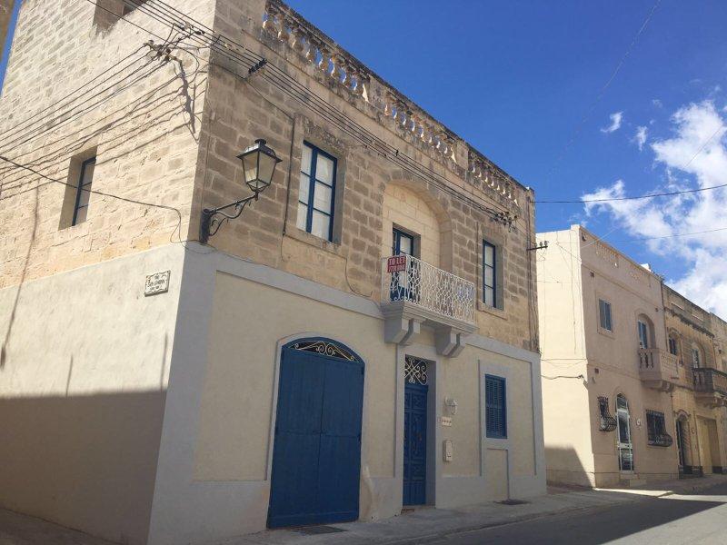 Id- dar taz-Zija Holiday Home, vacation rental in Qrendi