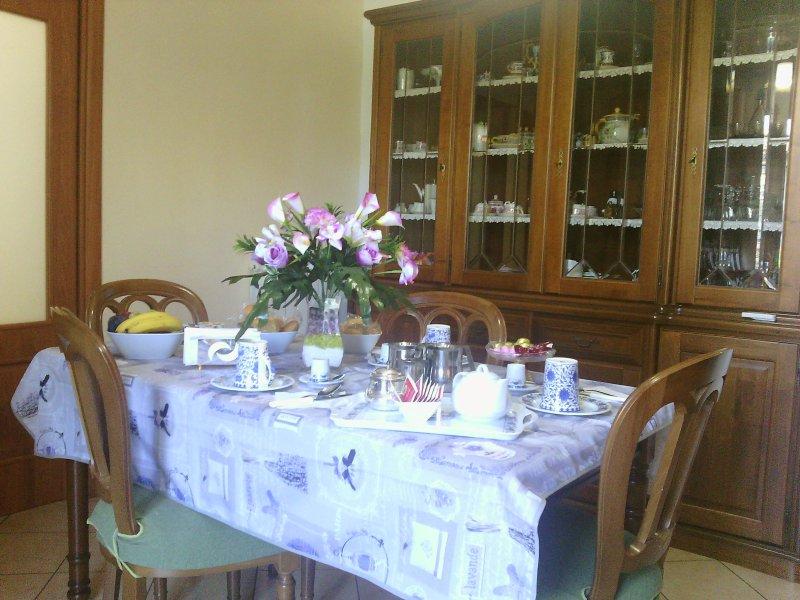 B&B Rosa dei Venti(Camera Orchidea), location de vacances à Orvieto