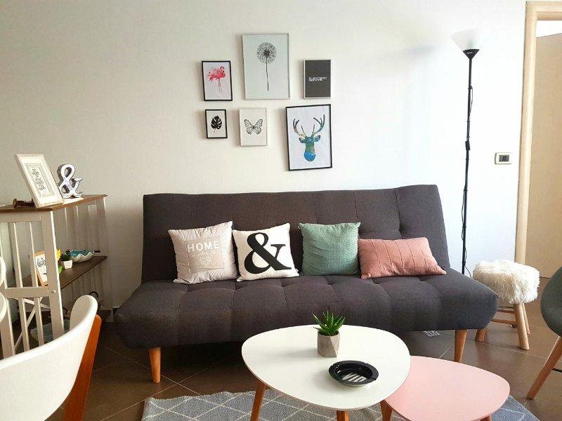 Modern Apartment in Tirana in Best zone, alquiler vacacional en Qerek