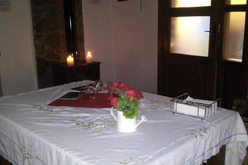 Apartamento Rústico en El Gasco, España, casa vacanza a Torre de Don Miguel