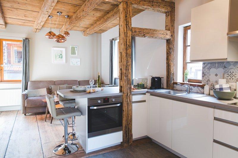 Maison Hissla 4* au coeur de la route des vins, aluguéis de temporada em Epfig