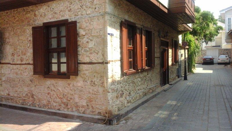 ottoman evi Kaleiçi, vacation rental in Antalya