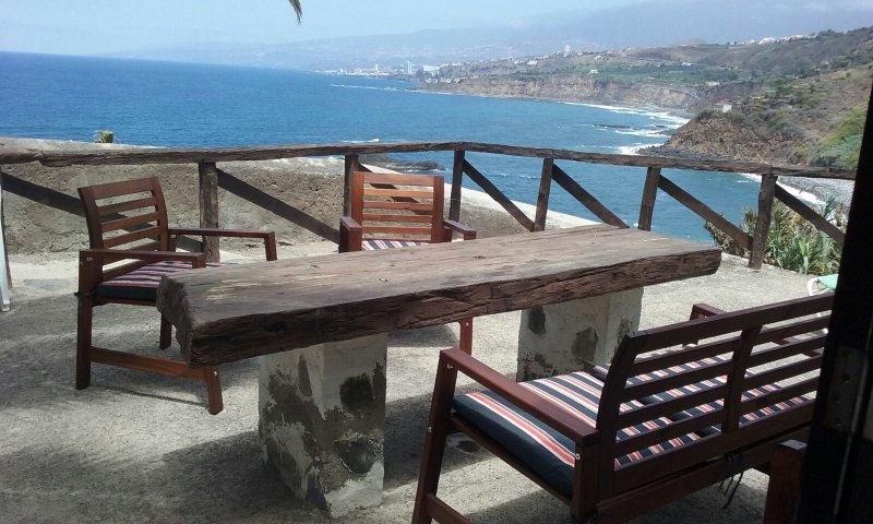 Rambla de los Caballos en los Realejos Tenerife, España, aluguéis de temporada em Los Realejos