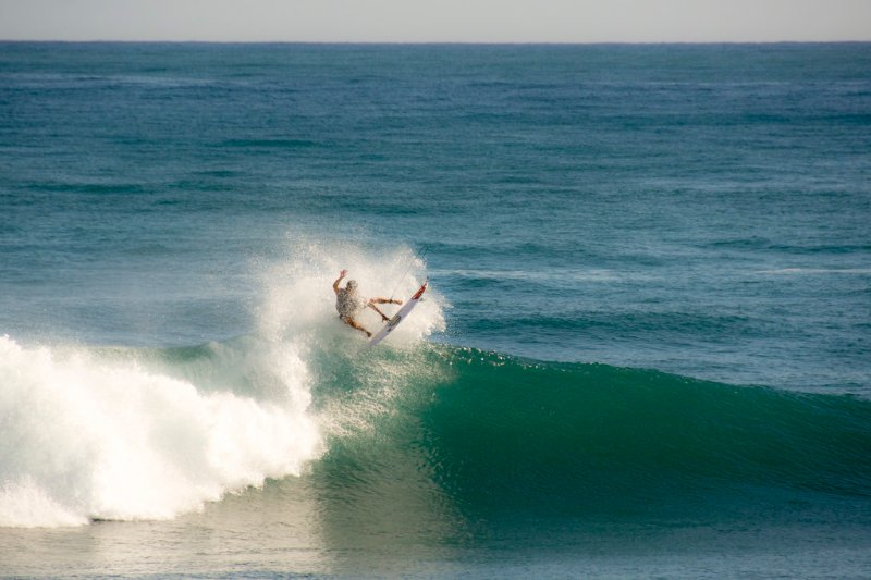 Margara, surfing spot