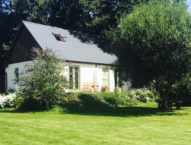 Hillcrest Barn, holiday rental in Tenby