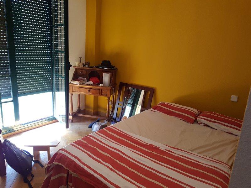 Piso confortable en San Lorenzo de El Escorial, holiday rental in Colmenarejo