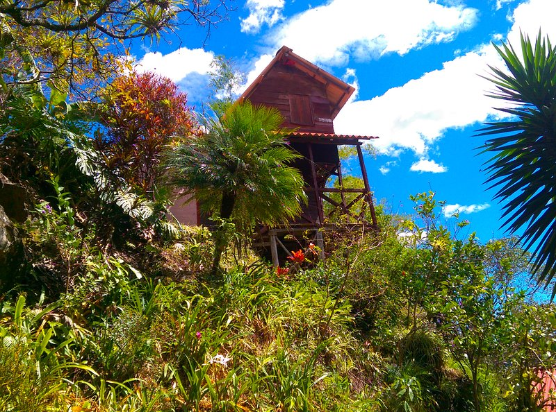 Eagles Lair - Eco-lodge & Retreat Vilcabamba, alquiler de vacaciones en Loja
