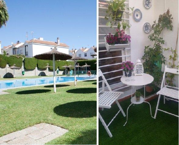 PRECIOSO APART. a 10min. Centro de Sevilla, Piscina ,Parking, holiday rental in Los Palacios y Villafranca