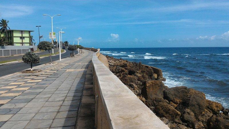 Arecibo boardwalk