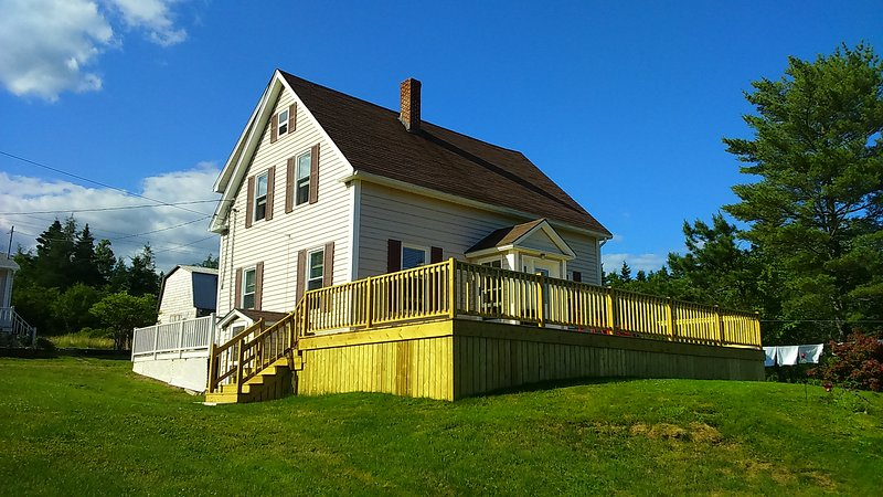Bayside Haven, vacation rental in Margaree Valley