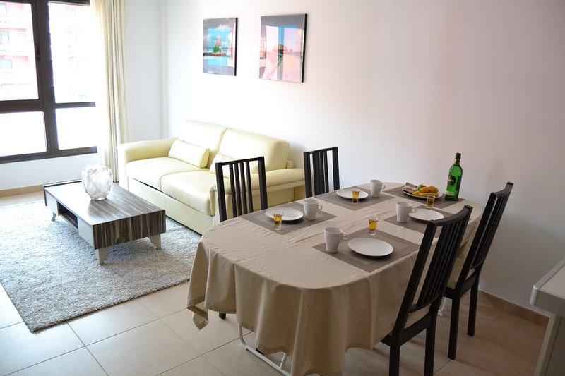 One bed apartment close to the ocean! PM/101, location de vacances à Palm-Mar