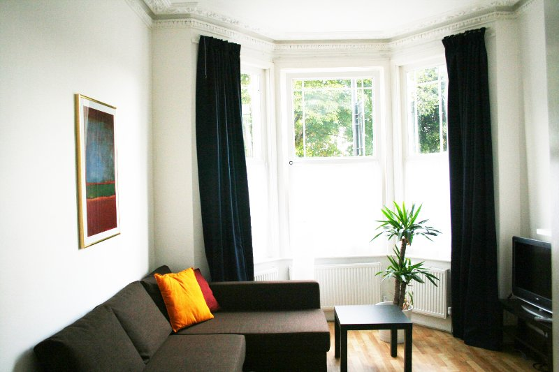 Spacious 1 bed flat in Chiswick, holiday rental in Kew