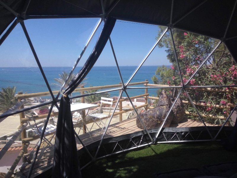 Eremo di Montevergine : Seaview Dome, holiday rental in Barano d'Ischia