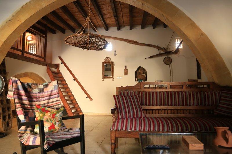 Melani's Traditional house, aluguéis de temporada em Amargeti