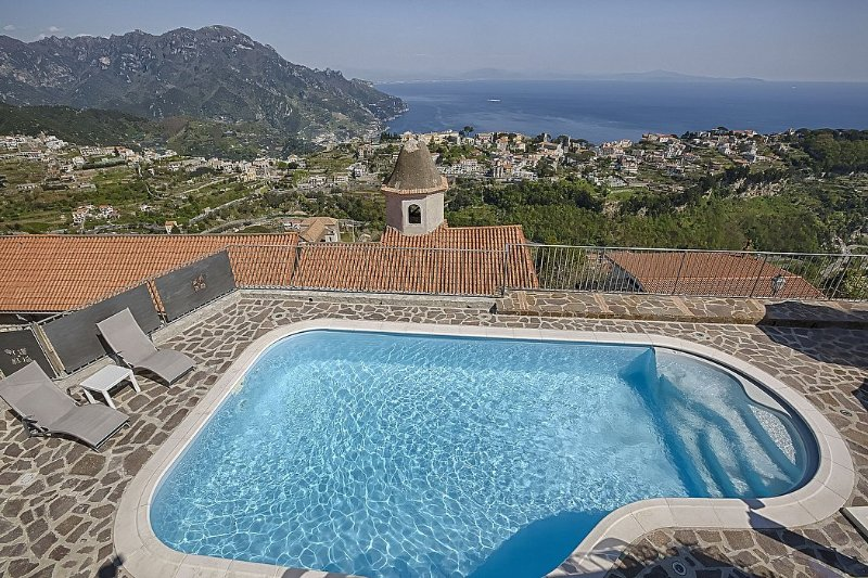 Scala Villa Sleeps 4 with Pool and WiFi - 5229021, vacation rental in Scala