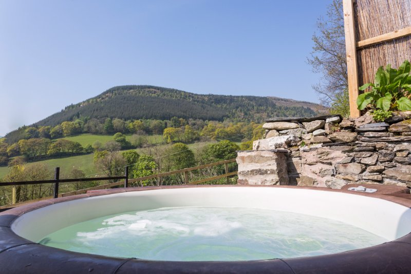 Hirnant Villa Sleeps 14 - 5218019, holiday rental in Llanwddyn