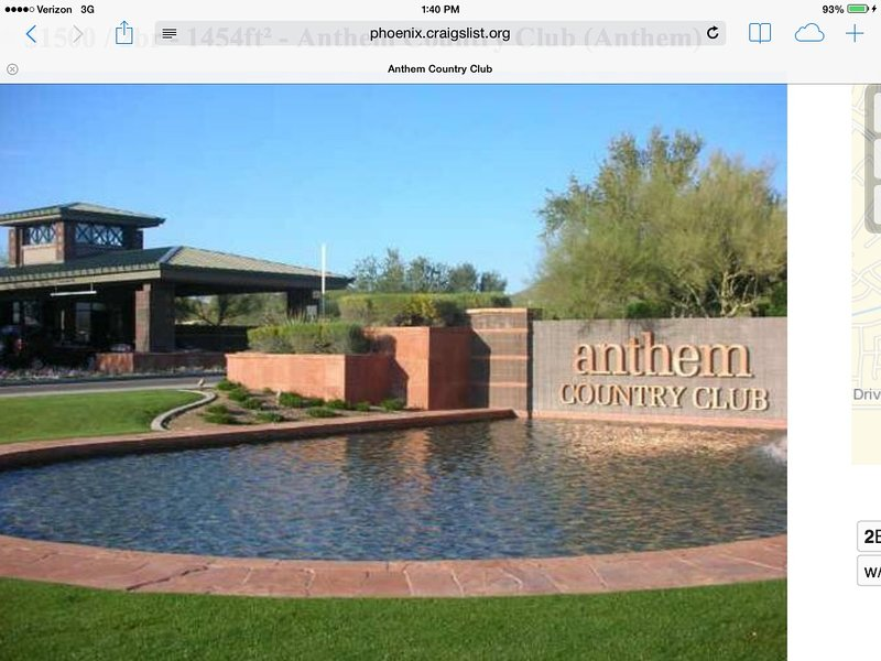 Anthem Arizona Vacation Rentals By Owner From 115 Byowner Com
