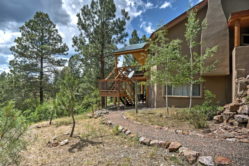 Visit the Pagosa Hot Springs only 7 miles away!