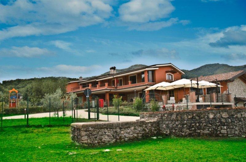 Agriturismo e Ristorante Casale del Marrone, Ferienwohnung in Artena