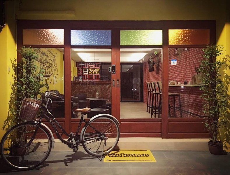 Fellow hostel, holiday rental in San Phak Wan