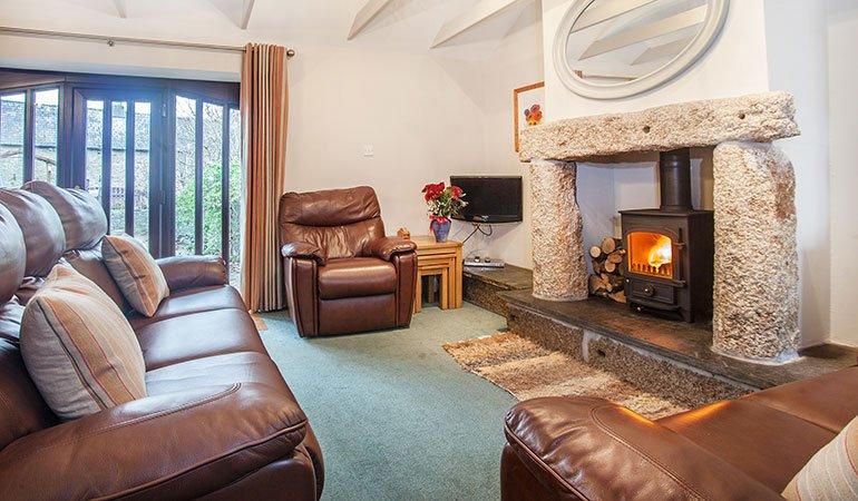 The Gew at Trengove Farm - 3 Bedrooms - Sleeps 6.  Ground floor accommodation., alquiler vacacional en Portreath
