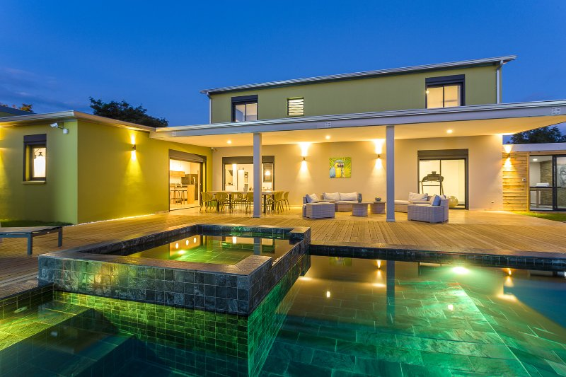 O jardin de merla Villa pour 16 personnes (piscine-sauna ...