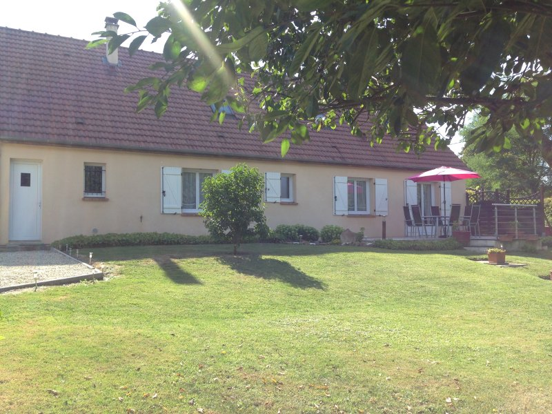 la Verse, holiday rental in Thourotte