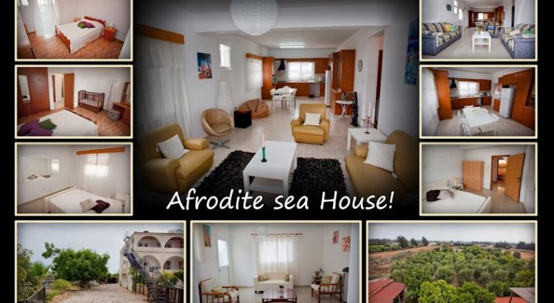 Afrodite Sea House, holiday rental in Geroskipou