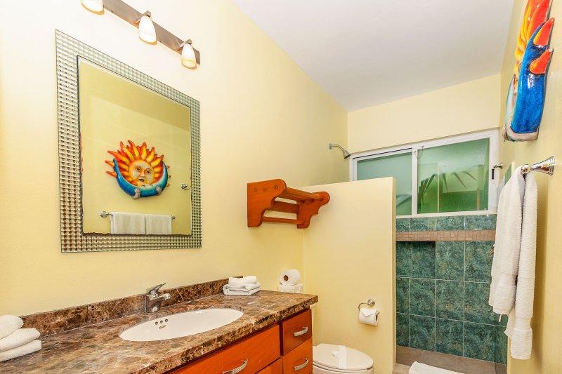 En suite badkamer voor de gasten 3