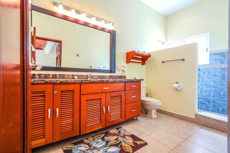 En Suite Master badkamer