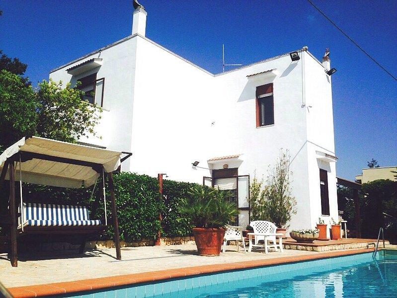 Villa Casa Busciana - App 2, vacation rental in Alberobello